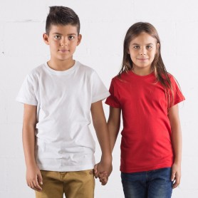 T-Shirt Evolution Enfants Manches Courtes Noir Spider