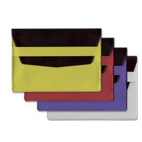 Document 19 x 13,5 cm bicolore PVC