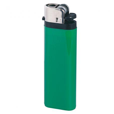 D'un vert plus pâle de promotion à silex personnalisé avec votre logo
