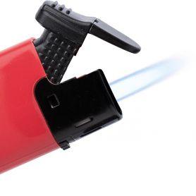 Accendino ANTIVENTO promozionale elettrico Vulcano personalizzabile con il tuo log