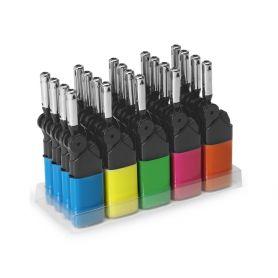 Accendigas con tubo orientabile Turn personalizzabile con il tuo logo
