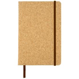 Notes/Notebook 14 x 21 cm cork with elastic. Customizable with your logo