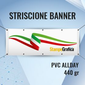 Banner PVC Banner Allday 440 gr with print HD