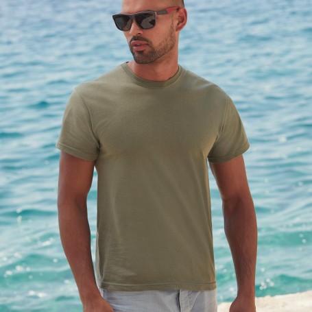 T-Shirt Original T-Unisexe à Manches Courtes Fruit Of The Loom