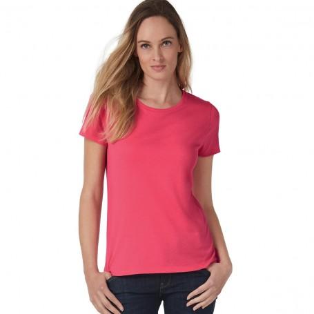 T-Shirt E150 Femme à Manches Courtes B&C
