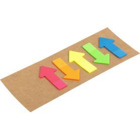 Set memo con stick colorati, personalizzabile con il tuo logo