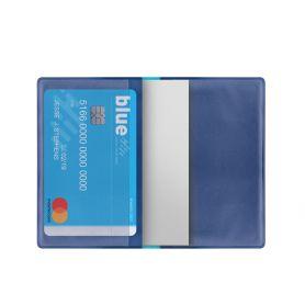 Porta Cards in TAM 3 tasche, personalizzabile con il tuo logo