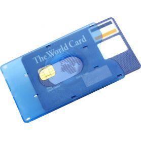 Porta Card in ABS, rigido,personalizzabile con il tuo logo