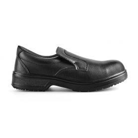 Chaussures, Chef S2 - DPI - SRC - Noir