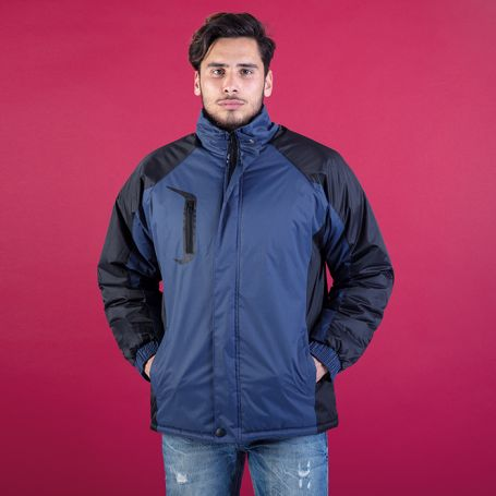Jacket waterproof with padding heavy duty, Unisex, Ale