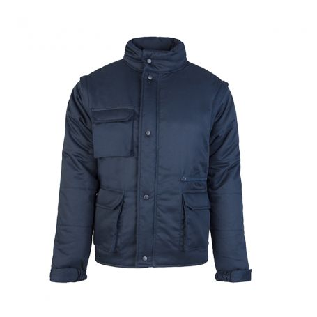 Jacket with waterproof sleeves removable, Unisex, Ale