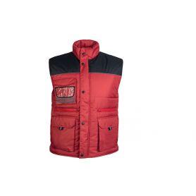 Jacket sleeveless with padding heavy duty, Unisex, Ale