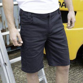 Cargo shorts courts, 98% Coton, Unisexe, Bon Jeans