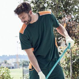 T-Shirts pour Hommes, Vêtements de travail, 50.50, Unisexe, James & Nicholson