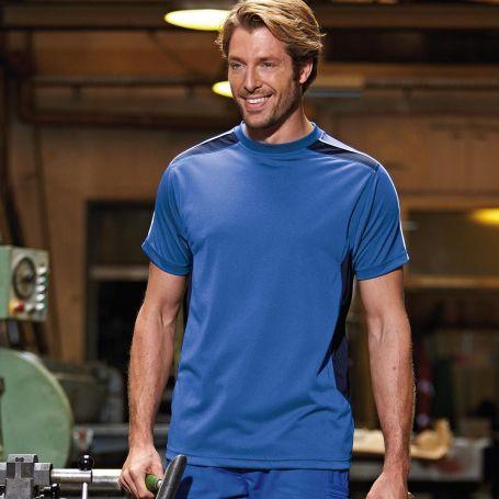 T-Shirts, Men's Workwear, Polyester, Unisex, James & Nicholson