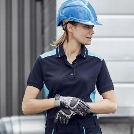 Polo Pour Dames Vêtements De Travail, De Niveau 2, 50.50, Donna, James & Nicholson