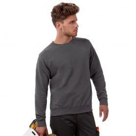 Sweatshirt Work, 80.20, 280 g/m2, Unisex, B&C